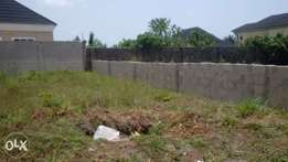 For sale: 1600 sqms land, Consent facing Lekki Epe Express at Awoyaya