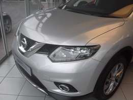 // Demo 2017 Nissan X-Trail 2.5 4x4 SE 7 Seater Techno Pack //