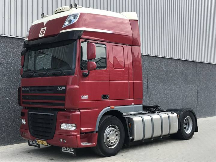 DAF XF105-410 Euro5 PTO 561d KM SSC NL Truck Standiarco - 2011