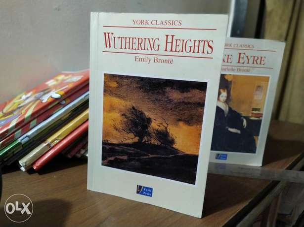 Wuthering heights original novel by emily bronte York press