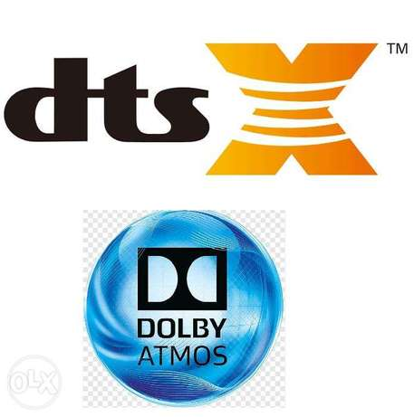 4K UHD Dolby Vision,DOLBY ATMOS, DTS-X 7.1- movies & lossless audio