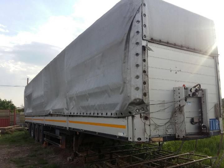Schmitz Cargobull SPR24 - 2000