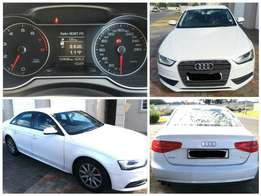 Audi A4 1.8T - 2013 Serious Buyers R165 000