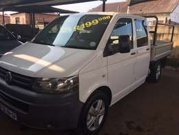 2.5TDi VW Transporter D/C - From R3999 pm*