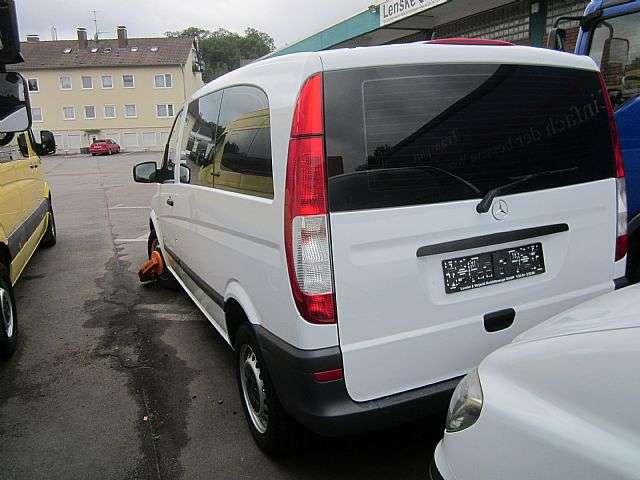 Mercedes-Benz Vito 113 Mixto 5 Sitze Klima Navi AHK LKW - 2013 - image 6