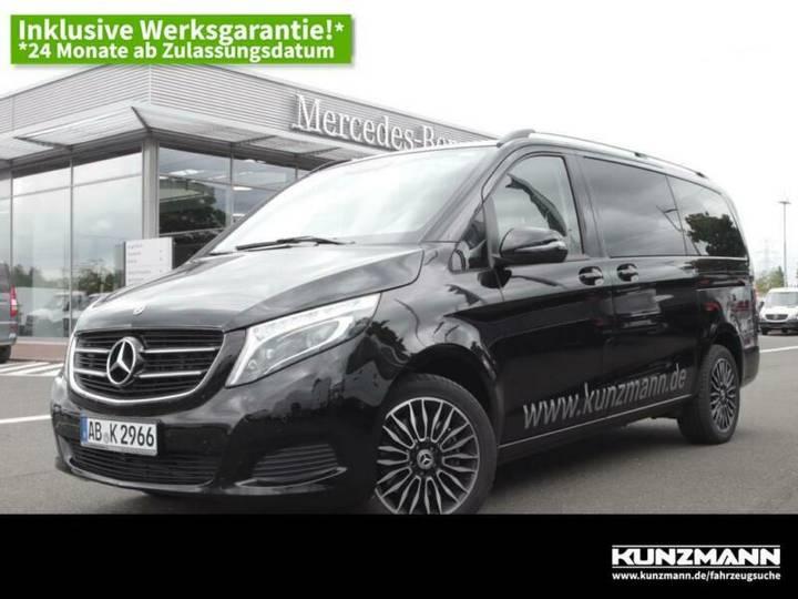 Mercedes-Benz V 250 d Edition lang LED Navi AHK Sound - 2018
