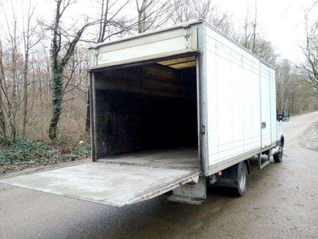 Iveco DAILY 3.0diesel LADEBORDWAND - 2007 - image 3
