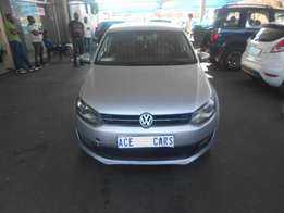 2012 Polo 6 1.4 selling for R110000