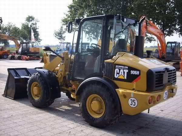 Caterpillar 906 H - 2010 - image 4
