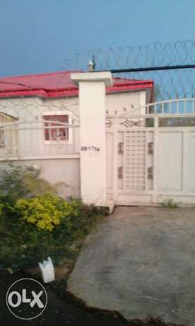 A very decent two bedroom flat for rent in Trademore Lugbe Lugbe - image 2