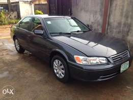 Registered Toyota Camry - 2001