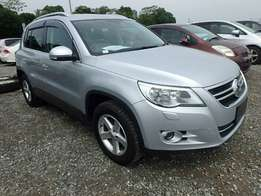 Volkswagen tiguan brand new car