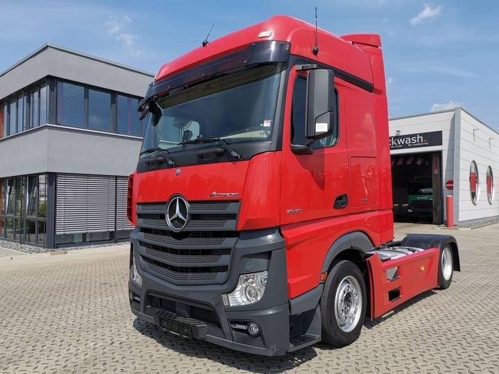Mercedes-Benz Actros 1845 LS nRL /Mega /Xenon /BigSpace /Navi - 2014