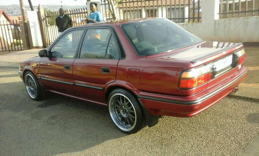 Toyota Corolla 160i Gle Automatic With Bbs Mag Wheels