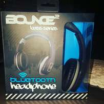 Bounce Bluetooth headset