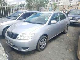 Toyota corolla NZE ,very clean condition. Buy and drive