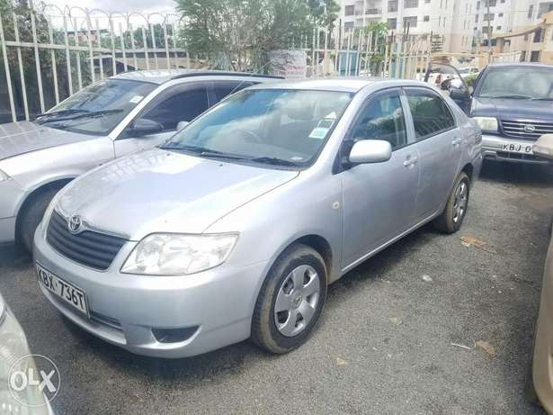 Toyota corolla NZE ,very clean condition. Buy and drive Embakasi - image 1