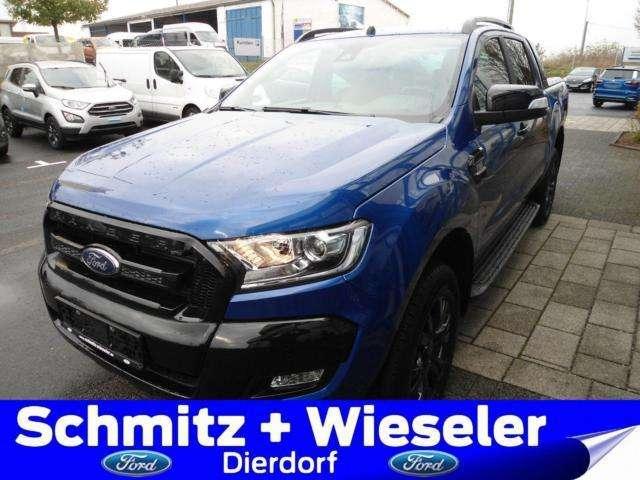 Ford Ranger 4x4 Wildtrak X Blue Edition/sofort 28% - 2018