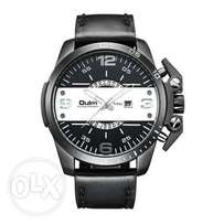 Oulm German blitzkrieg military style watch
