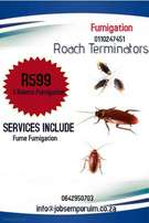Fumigation Specialists of Roach Removal