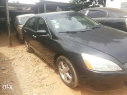 Neatly used 03 model honda accord EOD for sale