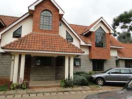 Lavington Elegant 4 Bedroom All En-suite Plus Dsq Available For Rent