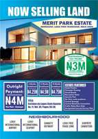 Invest in MERIT Park Estate with C of O
