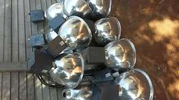 Dome lights for work shop