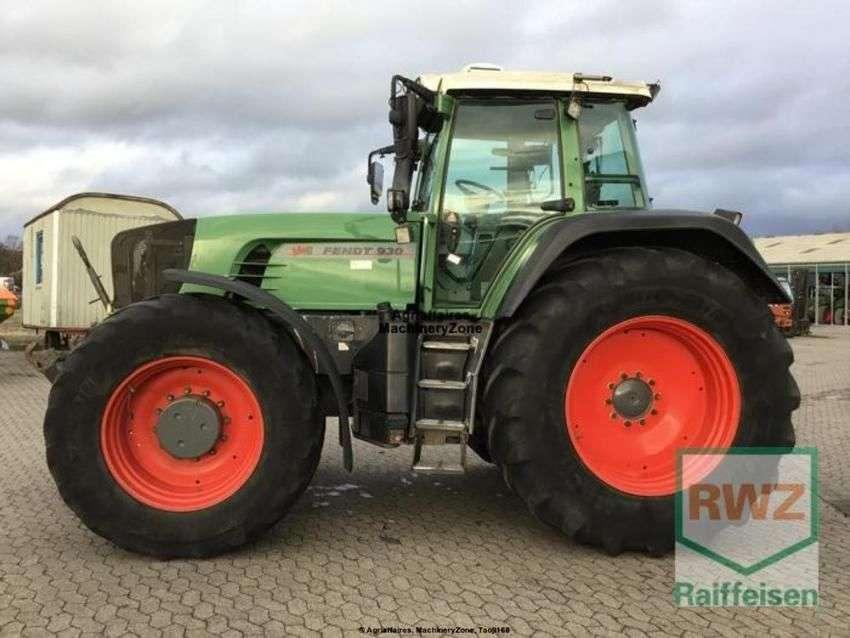Fendt 930 vario - 2006 for sale | Tradus