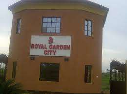 GiveAway 1 Plot of Land in Royal Garden City Phase 1 Mowe Ofada C of O