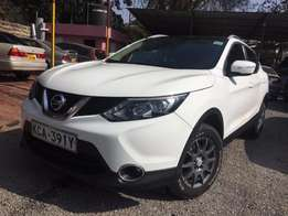 Nissan Qashqai 2014 For Quick Sale Asking Price 2,750,000/= o.n.o