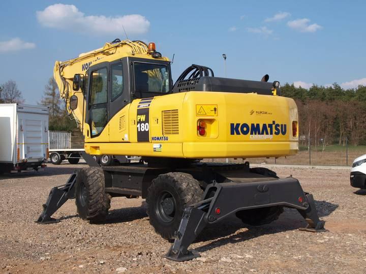 Komatsu PW180 - 2011 - image 6