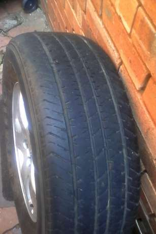 Kumho p 255/65 R16 tired for sale Montanapark - image 2