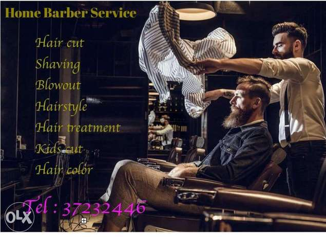 Barber home servis