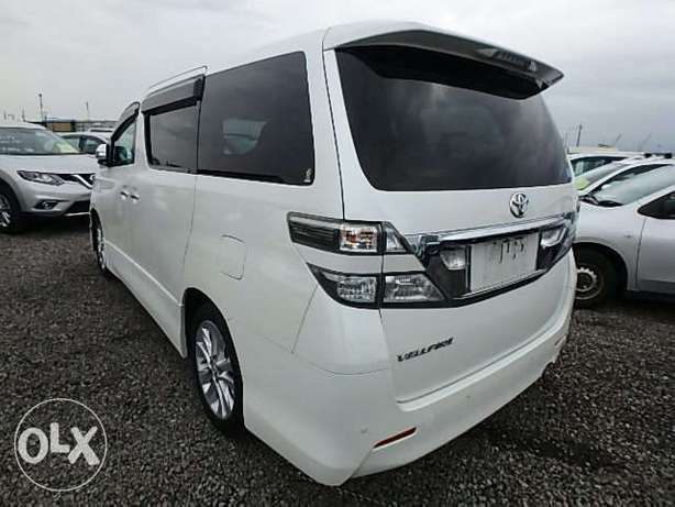 Toyota Vellfire Year 2010 Automatic 2WD 7 Seater KCP Ksh 2.39M Nairobi West - image 3