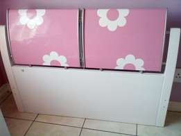 Pink and White Headboards for Girls Bedroom R450 each