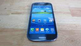 At&t samsung galaxy s3 forsale