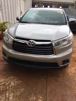 2015 Toyota Highlander located in durumi abuja