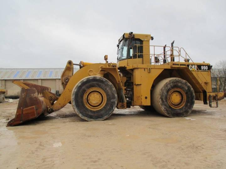 Caterpillar 990 - 2000