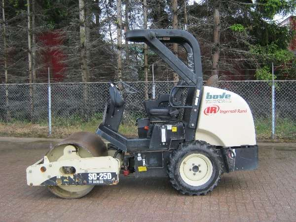 Ingersoll Rand SD25 -DTF - 2007 - image 4