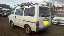 Nissan vanette for sale.