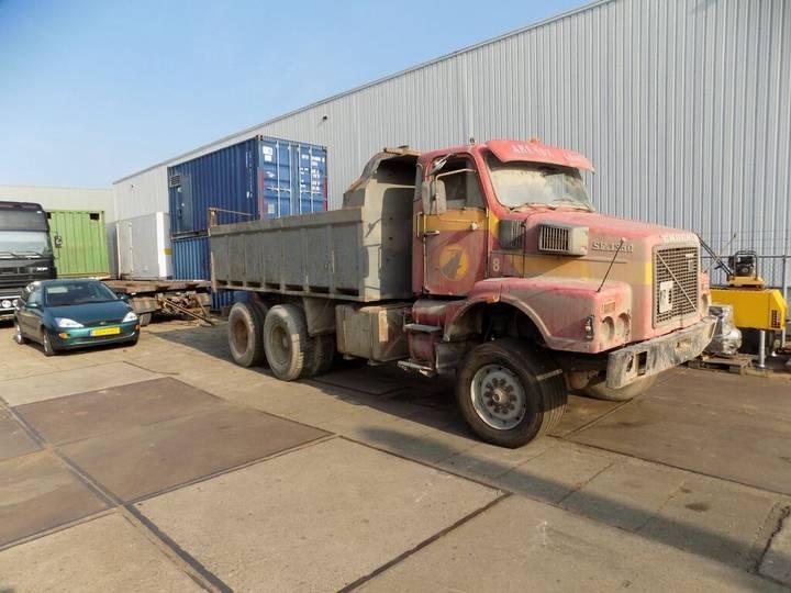 Terberg volvo  6x6 dump truck