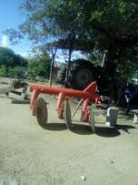 Three disc plough , all the Bering's are in good condition