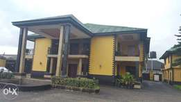 5 Bedroom duplex and guest chalets near G.R.A. Port Harcourt,