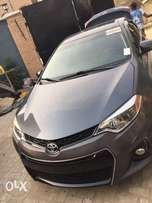 Foreign used 2015 Corolla Sport