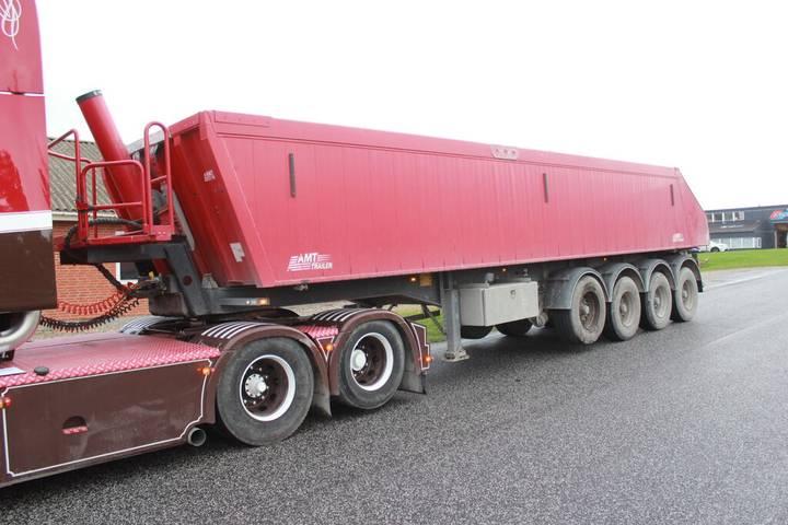 AMT 36m3 4 akslet tiptrailer - 2012