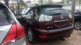 2008 Lexus Rx350 Cleanest (full option)