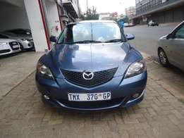 2007 Mazda 3 1.6 Available for Sale