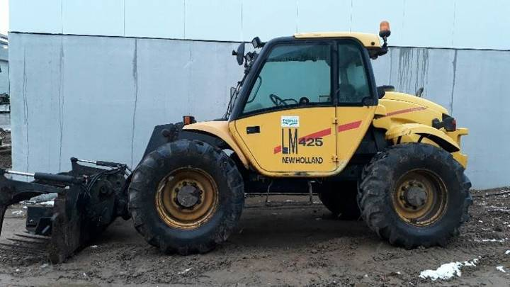 New Holland Lm 425 - 2002