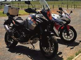 KTM 1190 Adventure, Low mileage